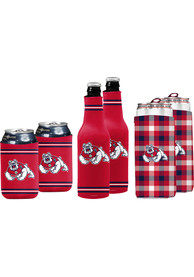 Fresno State Bulldogs Variety Pack Coolie