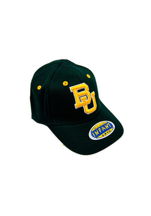Top of the World Baylor Bears Green Infant One-Fit Infant Adjustable Hat