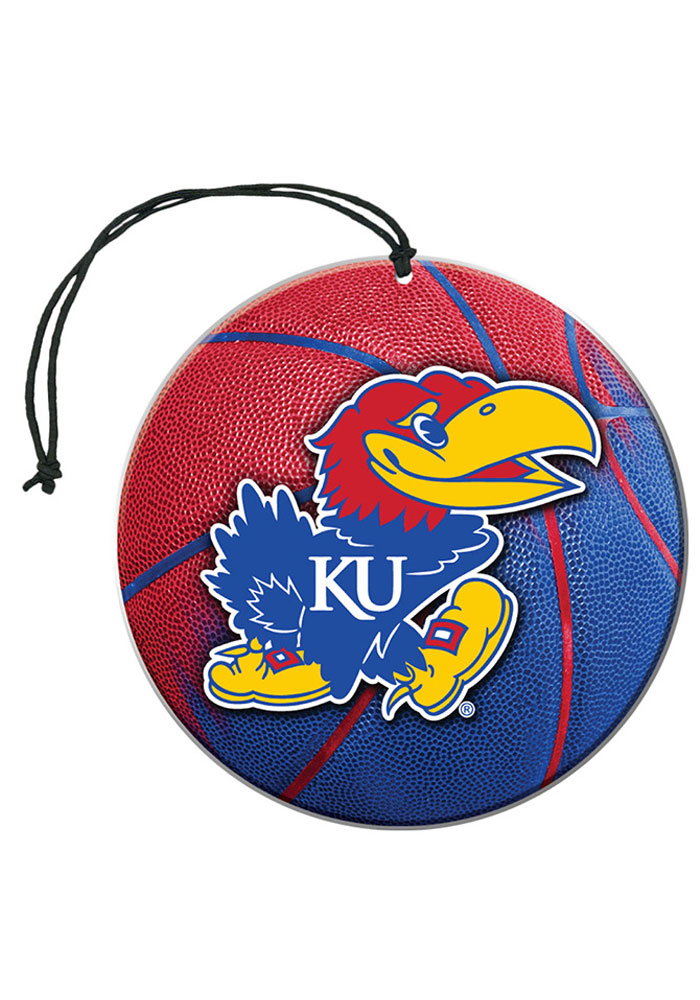 Kansas Jayhawks 3 Pack Auto Air Fresheners
