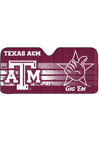 Texas A&M Aggies Universal Car Accessory Auto Sun Shade