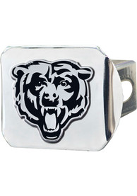 Chicago Bears Chrome Car Accessory Hitch Cover