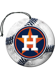 Houston Astros Sports Licensing Solutions 3 pack Car Air Fresheners - White