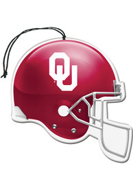 Oklahoma Sooners Sports Licensing Solutions 3 pack Car Air Fresheners - Red