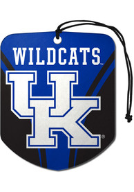 Kentucky Wildcats Sports Licensing Solutions 2pk Shield Car Air Fresheners - Blue