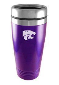 K-State Wildcats 16oz Stainless Steel Travel Mug