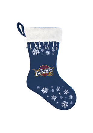 Cleveland Cavaliers Snowflake Stocking