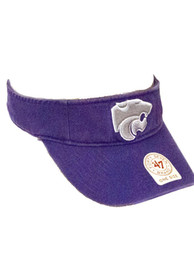 K-State Wildcats 47 Adjust Power Adjustable Visor - Purple