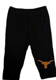 Texas Longhorns Toddler Black Logo Leggings