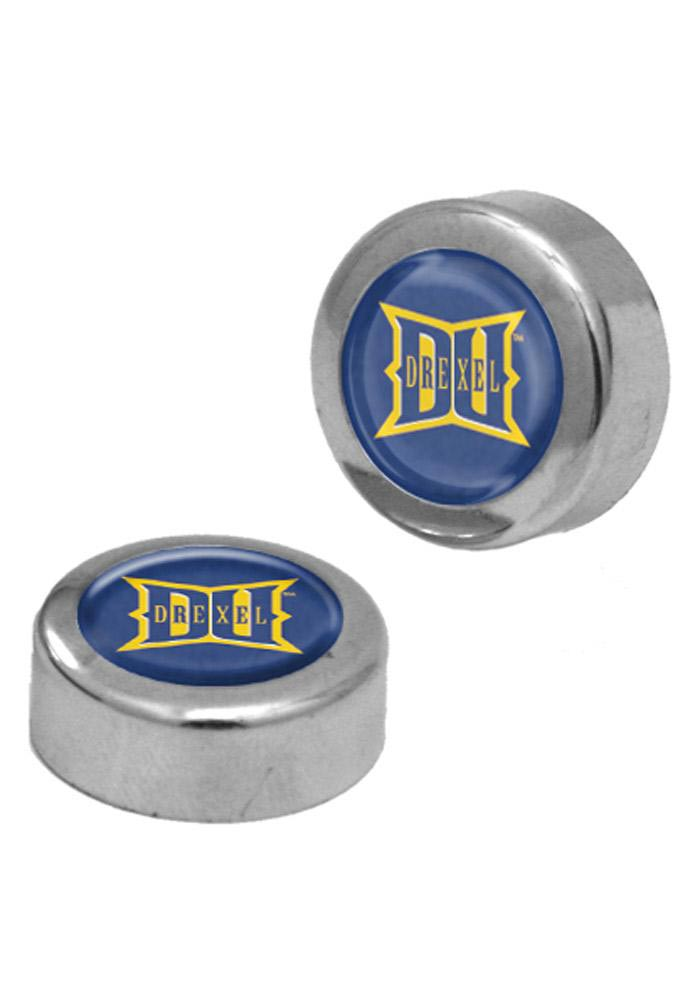 Drexel Dragons 2 Pack Auto Accessory Screw Cap Cover - Image 1