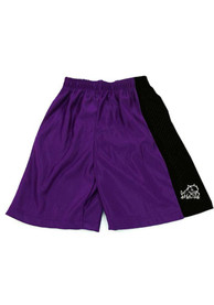 TCU Horned Frogs Toddler Purple Basketball Shorts