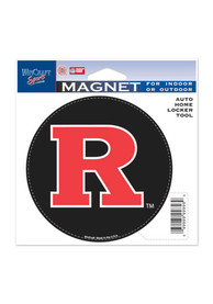 Rutgers Scarlet Knights Indoor/Outdoor Magnet