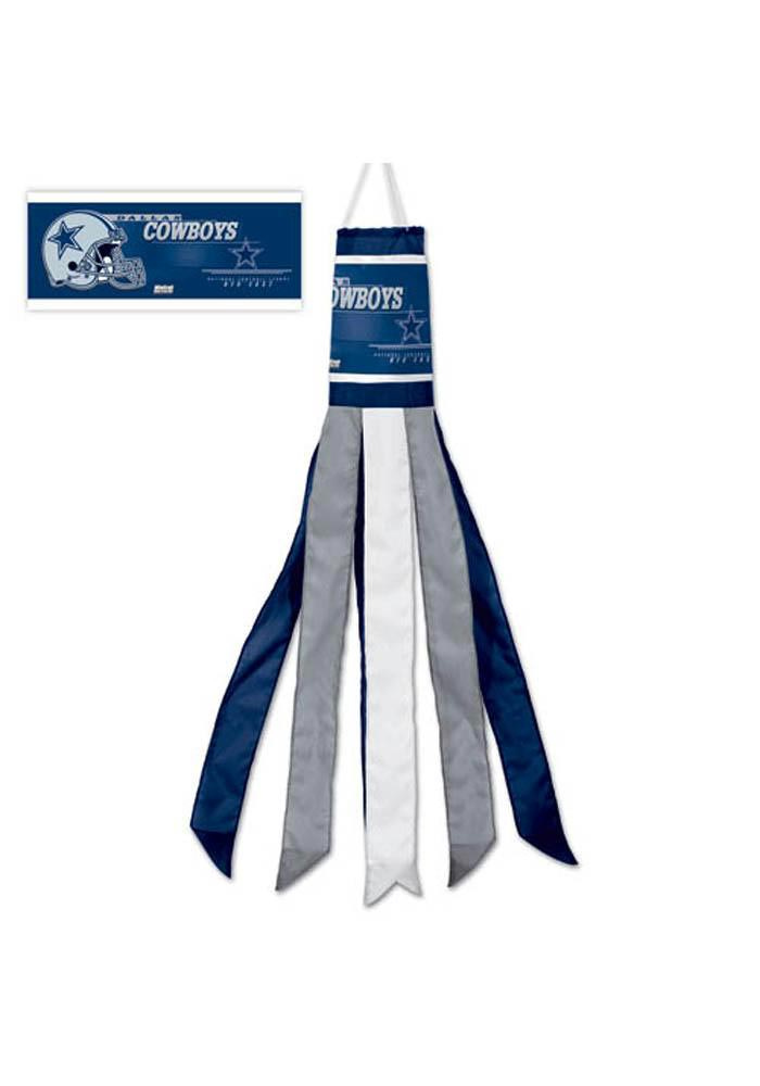 Dallas Cowboys 57 Inch Windsock - Image 1