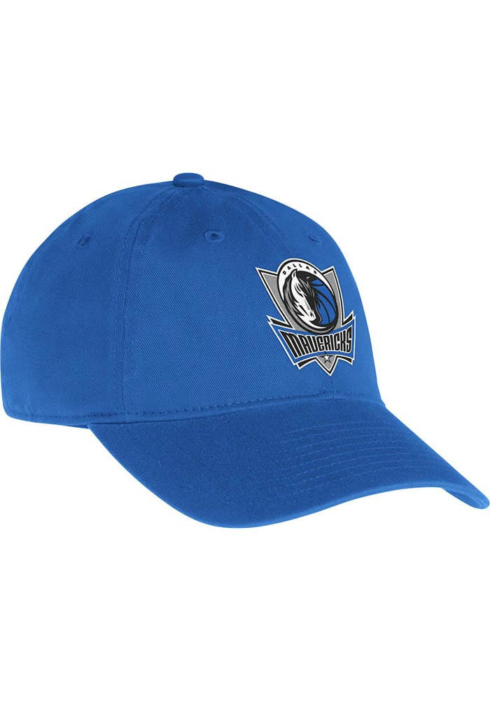 Adidas Dallas Mavericks Grey Slouch Womens Adjustable Hat - Image 1
