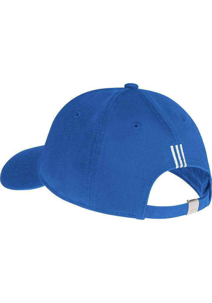 Adidas Dallas Mavericks Grey Slouch Womens Adjustable Hat - Image 3