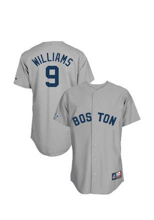 Boston Red Sox Mens Majestic Cooperstown Jersey