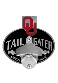 Oklahoma Sooners Car Accessory Hitch Cover