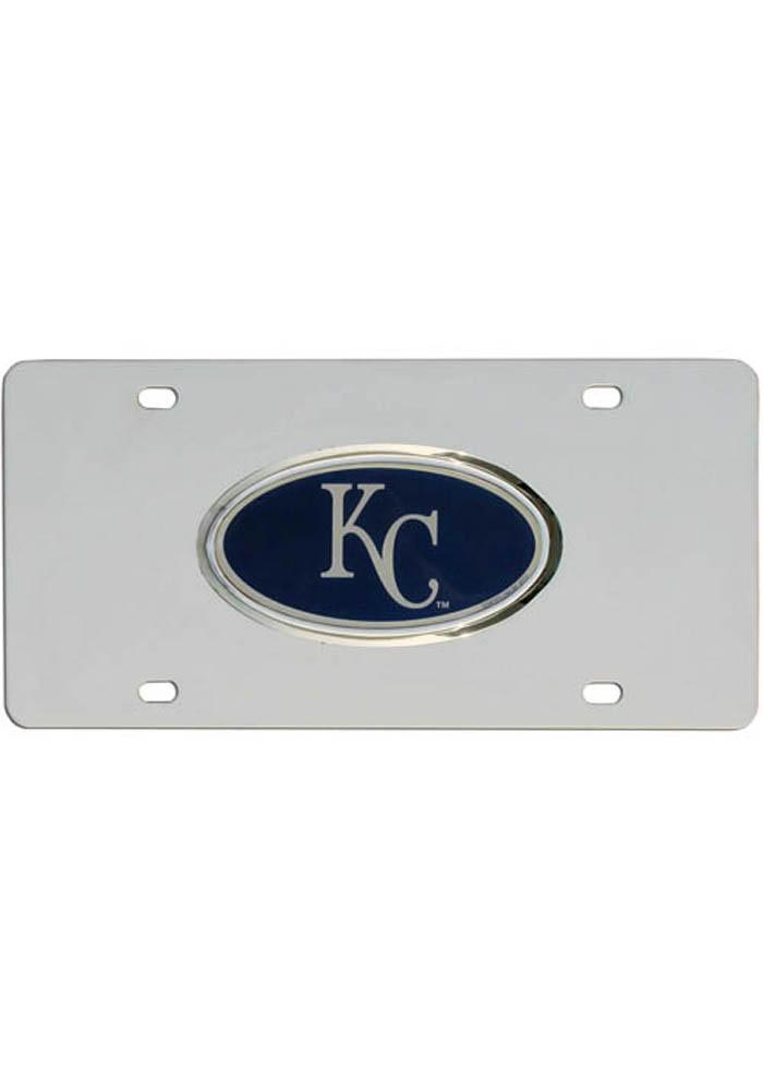 Kansas City Royals LICENSE PLATE Car Accessory License Plate - Image 1