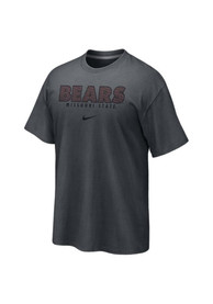 Nike Missouri State Bears Grey Anthracite Tee