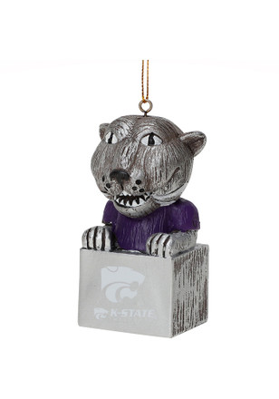 K-State Wildcats Team Mascot Ornament