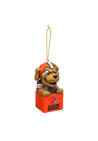 Cleveland Browns Team Mascot Ornament