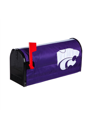 K-State Wildcats Team Logo Mailbox Cover