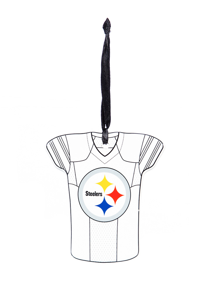 Pittsburgh Steelers Color In Jersey Ornament