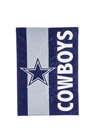 Dallas Cowboys Mixed Material Garden Flag