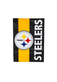 Pittsburgh Steelers Mixed Material Garden Flag