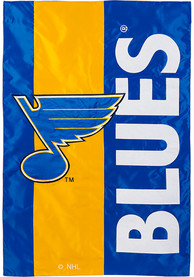 St Louis Blues Mixed Material Garden Flag