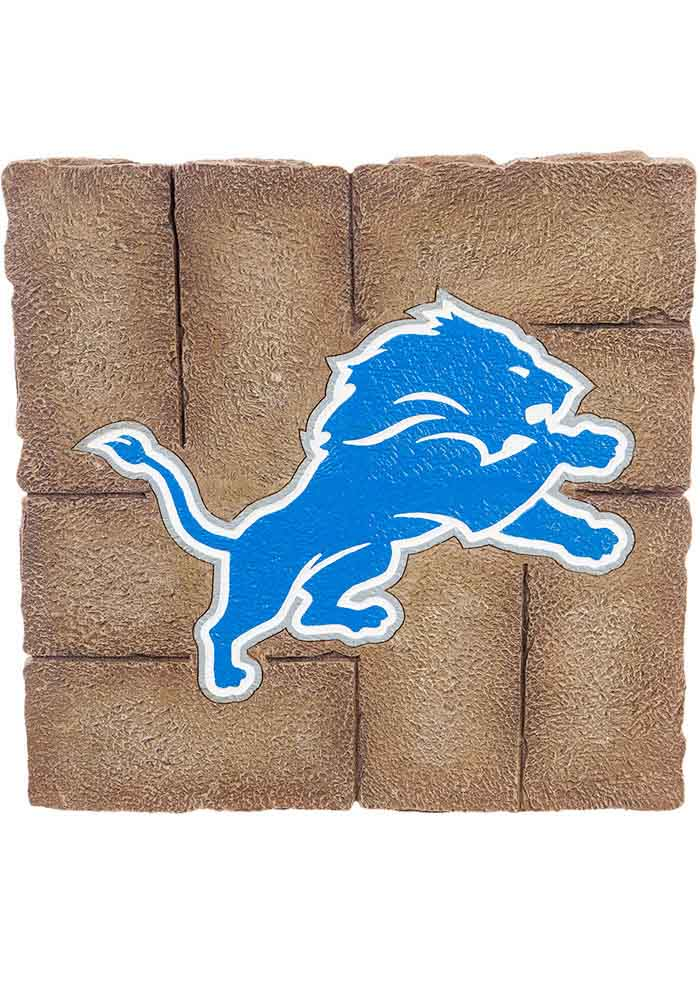 Detroit Lions Garden Stepping Rock - Image 1
