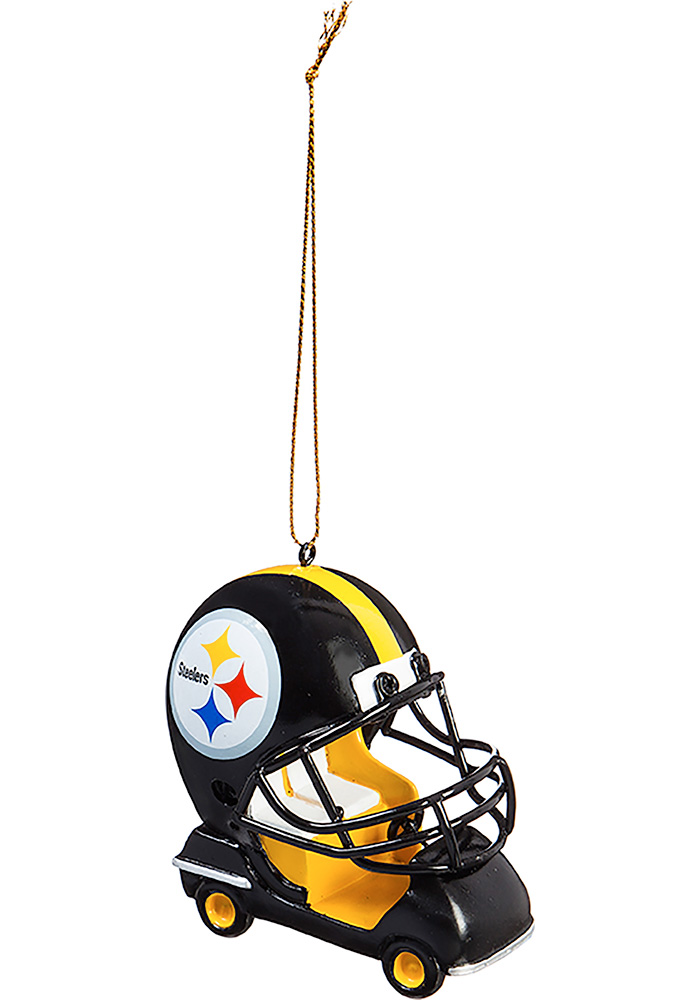 Pittsburgh Steelers Cart Ornament - Image 1