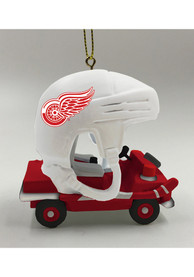 Detroit Red Wings Cart Ornament
