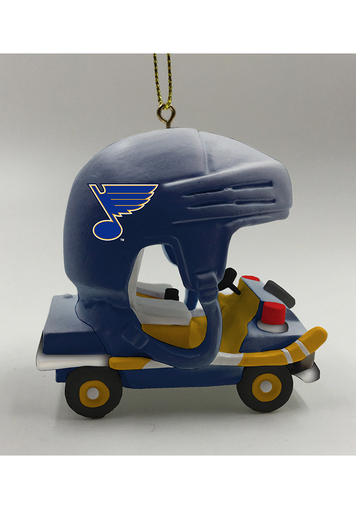 St Louis Blues Cart Ornament - Image 1
