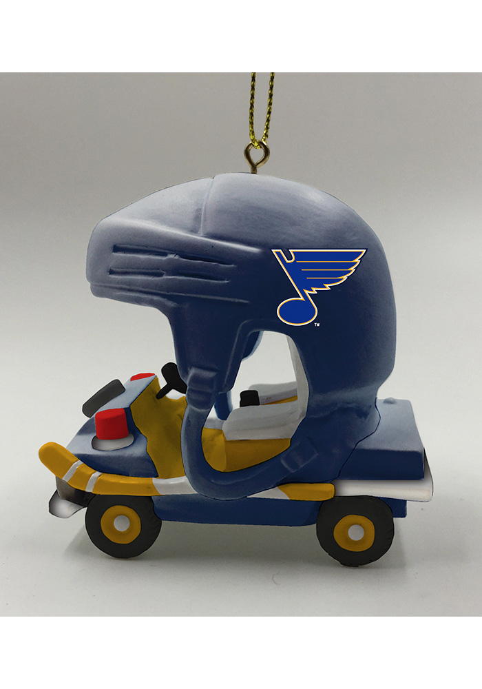 St Louis Blues Cart Ornament - Image 2