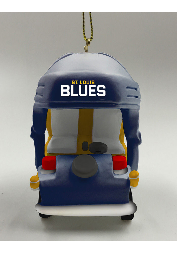 St Louis Blues Cart Ornament - Image 3