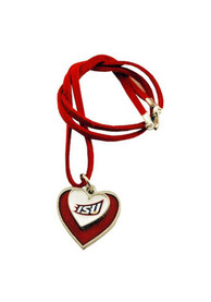 Iowa State Cyclones Womens Necklace - Red