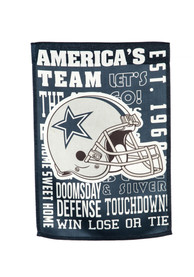Dallas Cowboys 12x18 inch Fan Favorite Garden Flag