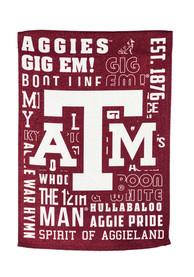 Texas A&M Aggies 12x18 inch Fan Favorite Garden Flag