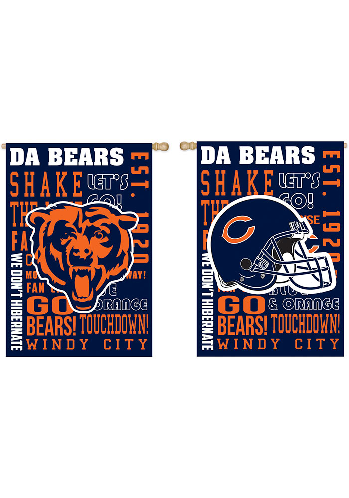 Chicago Bears 28x44 inch Fan Favorite Banner