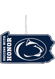 Penn State Nittany Lions State Ornament