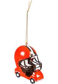 Cleveland Browns Team Car Ornament