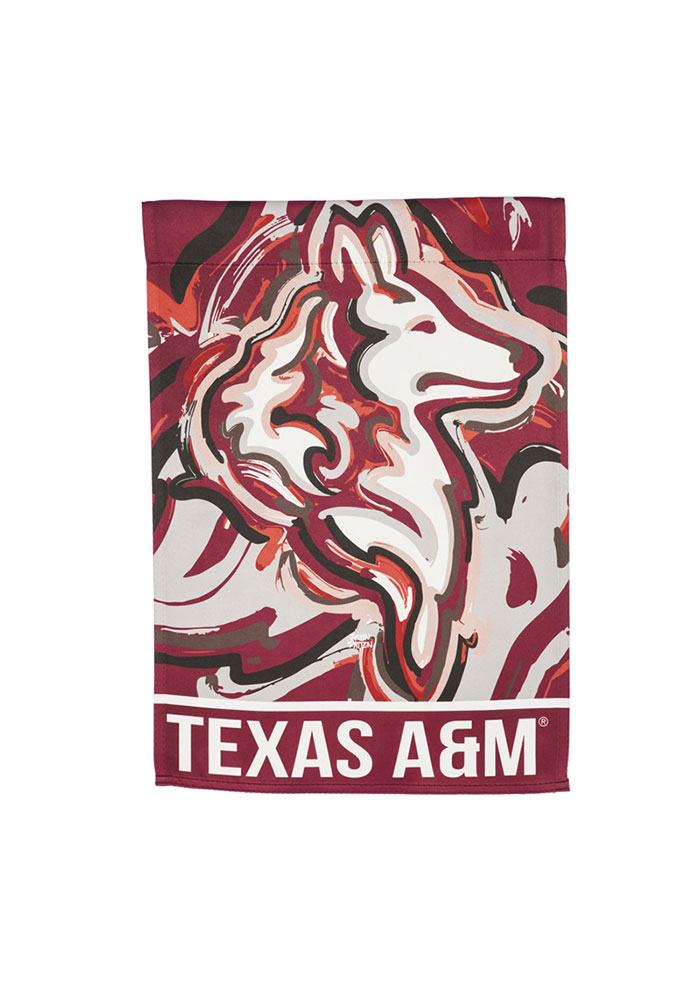 Texas A&M Aggies Justin Patten Banner - Image 1