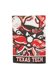 Texas Tech Red Raiders Justin Patten Banner