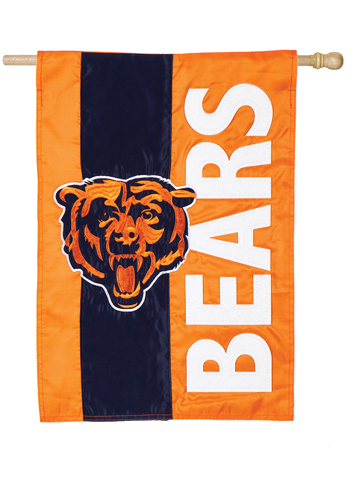 Chicago Bears Mixed Material Banner - Image 1