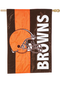 Cleveland Browns Mixed Material Banner