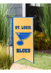 St Louis Blues Banner Garden Flag