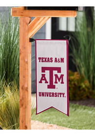 Texas A&M Aggies Banner Garden Flag