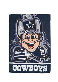 Dallas Cowboys Justin Patten Garden Flag