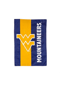 West Virginia Mountaineers Mixed Material Garden Flag