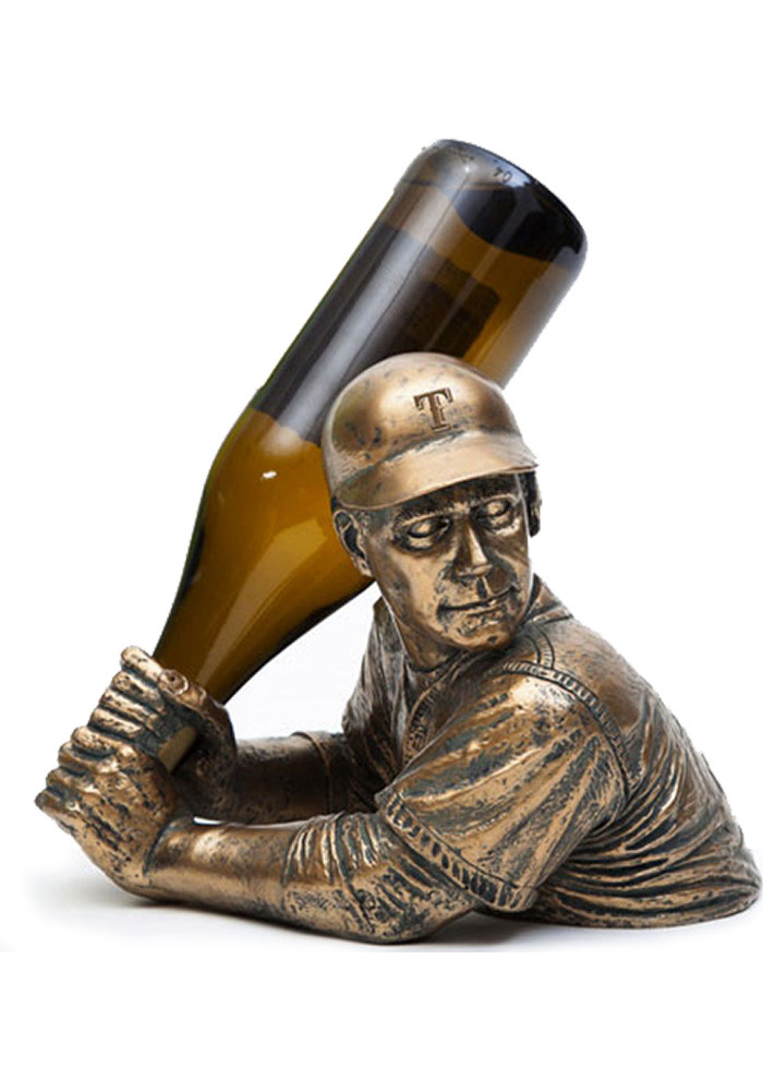 Texas Rangers Bambino Bottle Holder Wine Accessory - Image 1